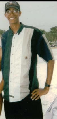 Picture of skinny Devon Brown